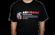 アリガチTシャツ ブラック